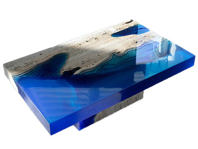 Ocean Wood Table