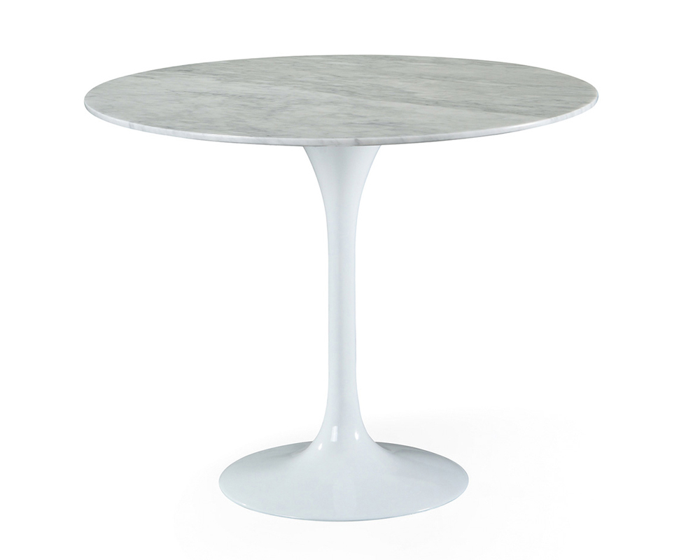 HT013 Tulip Marble Table