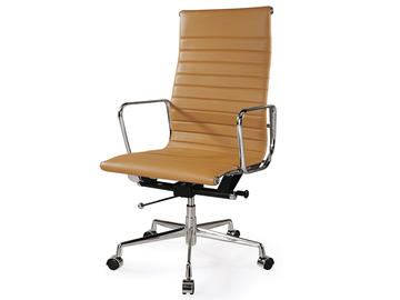 HC021C Single Seat Leather Office Chair