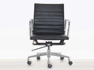 HC022C Loveseat Leather Office Chair