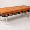 HC073 Barcelona Bench in Leather or PU