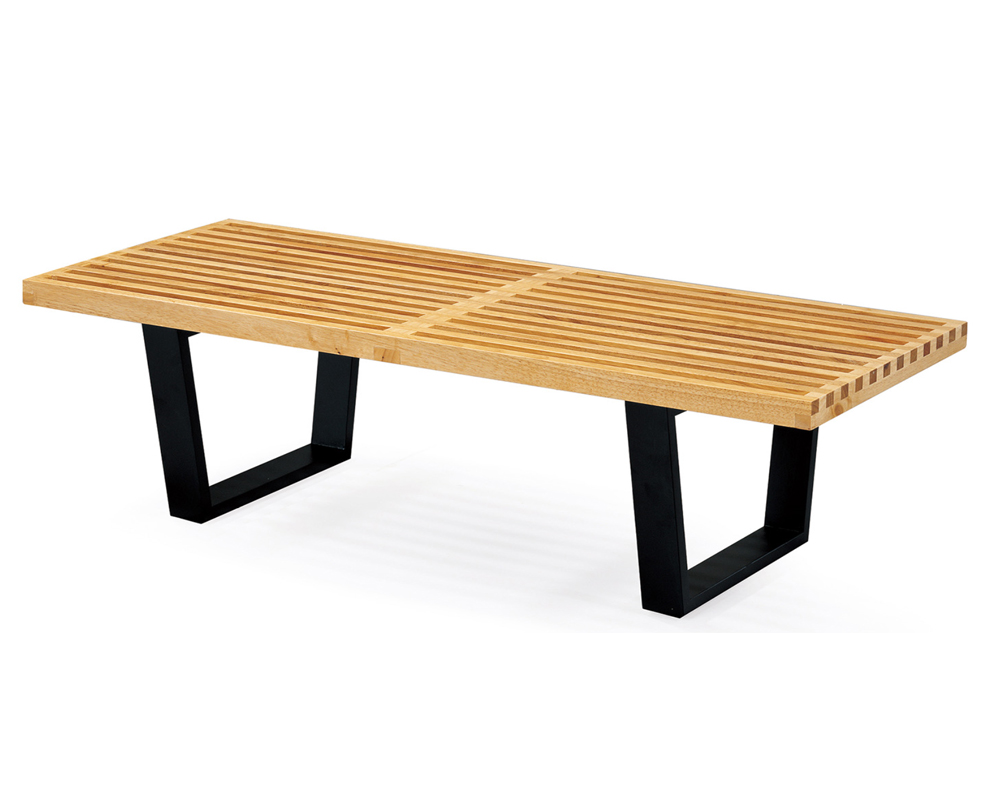 WB001 Nelson Bench Epoxy Resin Bench