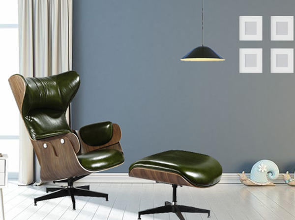 C101A Leather Office Chair