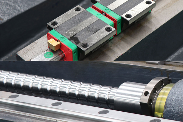 High precision linear guideway