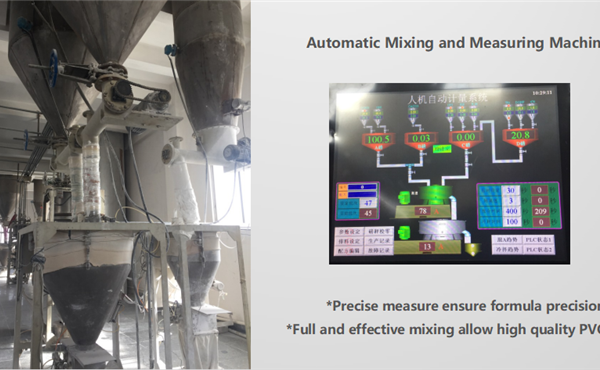 Automatic Mixing and Measuring Machine2
