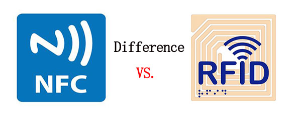 the difference between NFC technology and RFID technology
