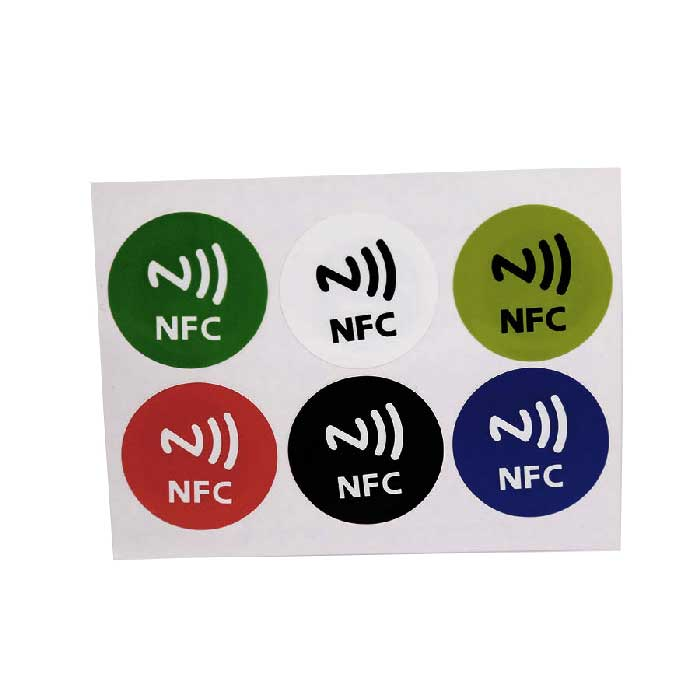 NFC tags stickers for sale