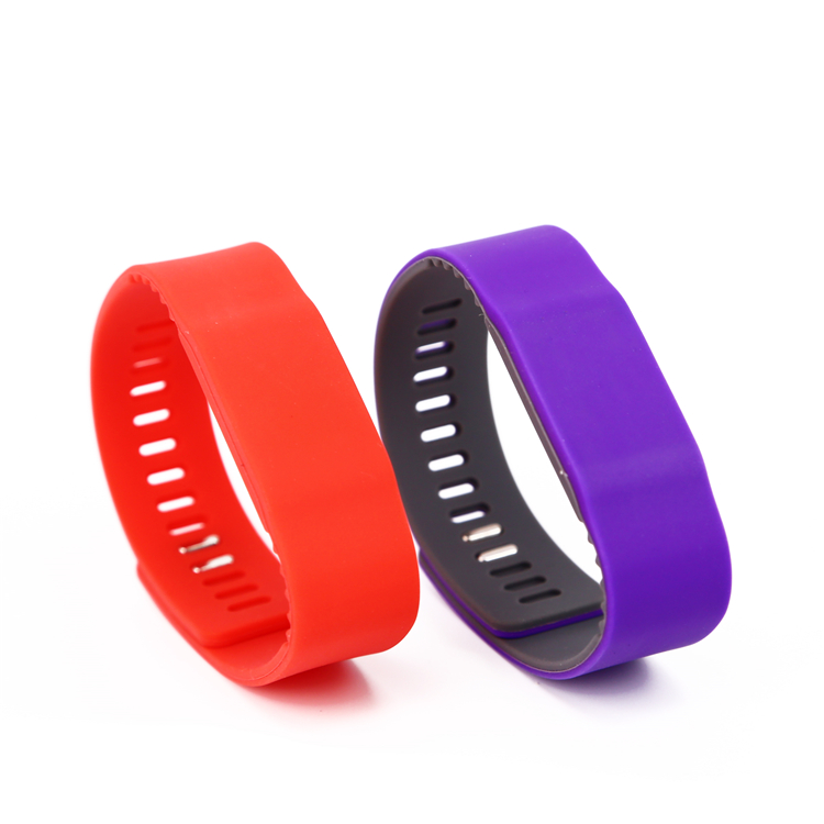 RFID Silicone Wristband丨Reliable Wholesale Supplier -XINYETONG