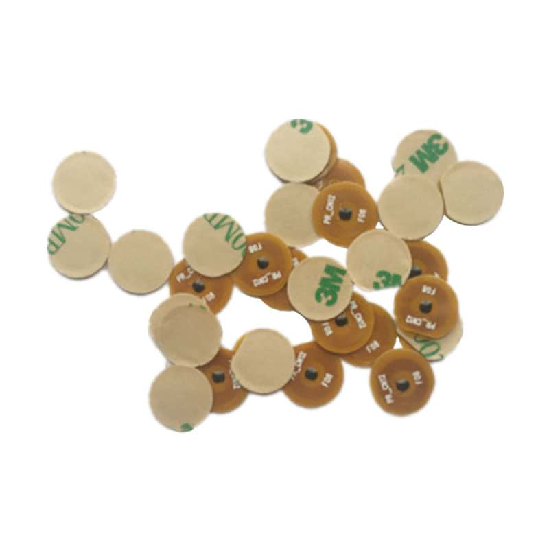 DIA10mm 213/216 chip mini fpcb NFC soft tag from Xinyetong