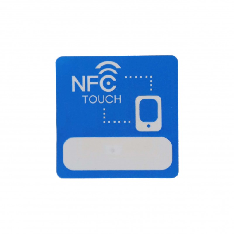 13.56MHZ MF08 1KBYTES NFC CHIP STICKER From Xinyetong