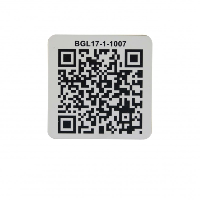 Anti-Metal Ultralight C NFC Sticker With QR Code From XINYETONG