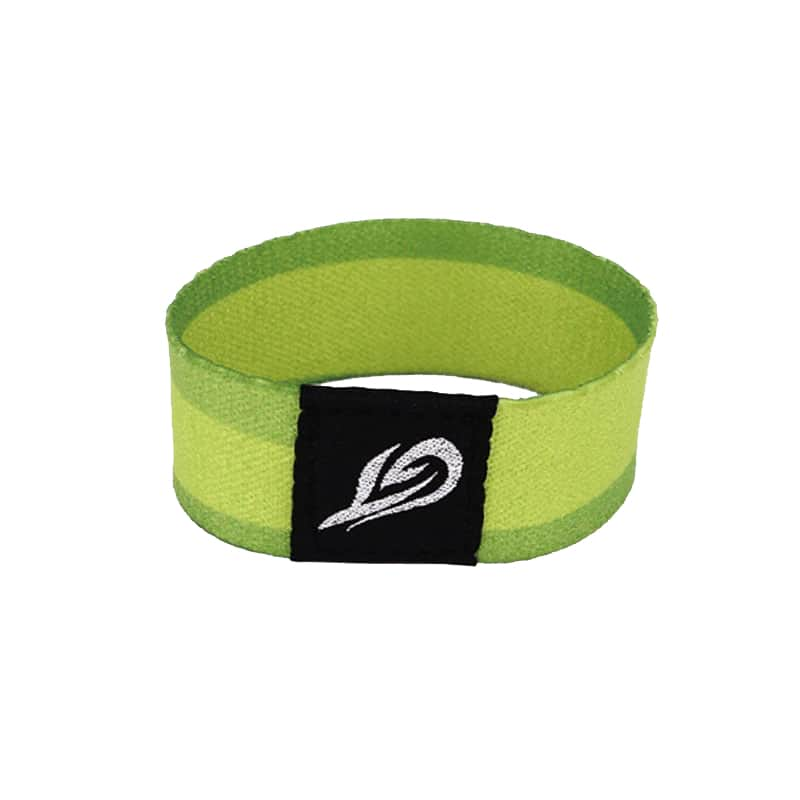 POLYESTER WRISTBAND ELASTIC CLOSED WITH RFID CHIP From Xinyetong