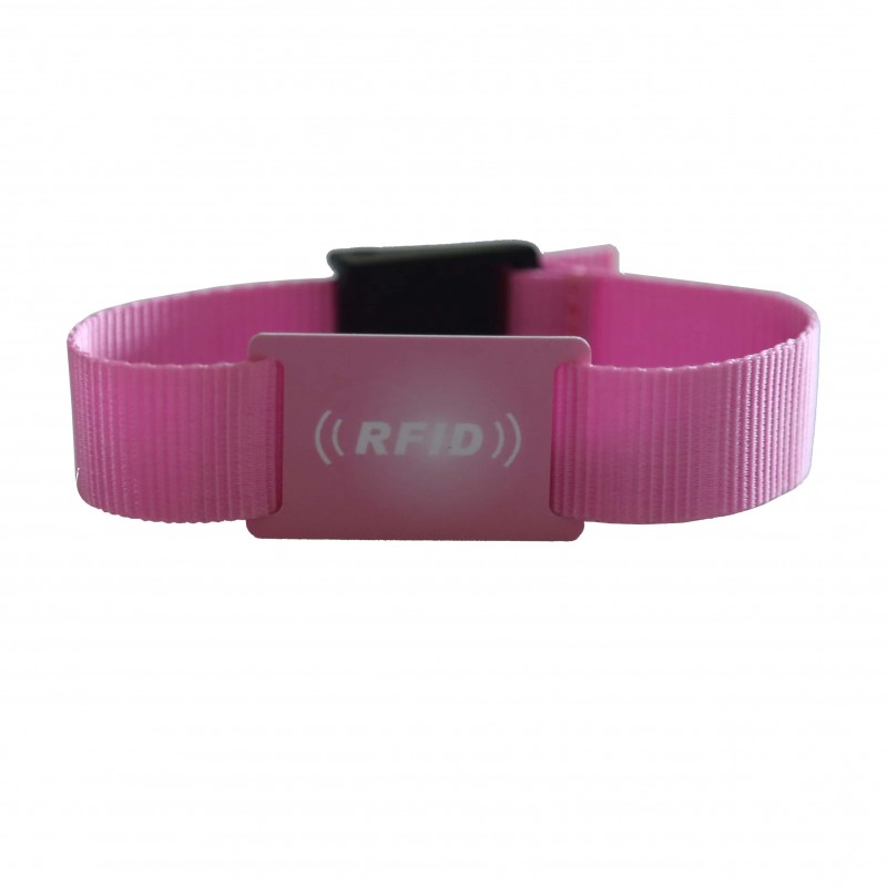 HF FABRIC RFID WRISTBAND CHINESE SUPPLIER From Xinyetong