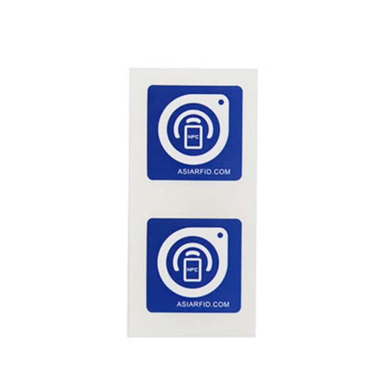 13.56MHZ CONTACTLESS WRITABLE RFID NFC STICKER WITH NTAG213 CHIP FOR ACCESS CONTROL From Xinyetong
