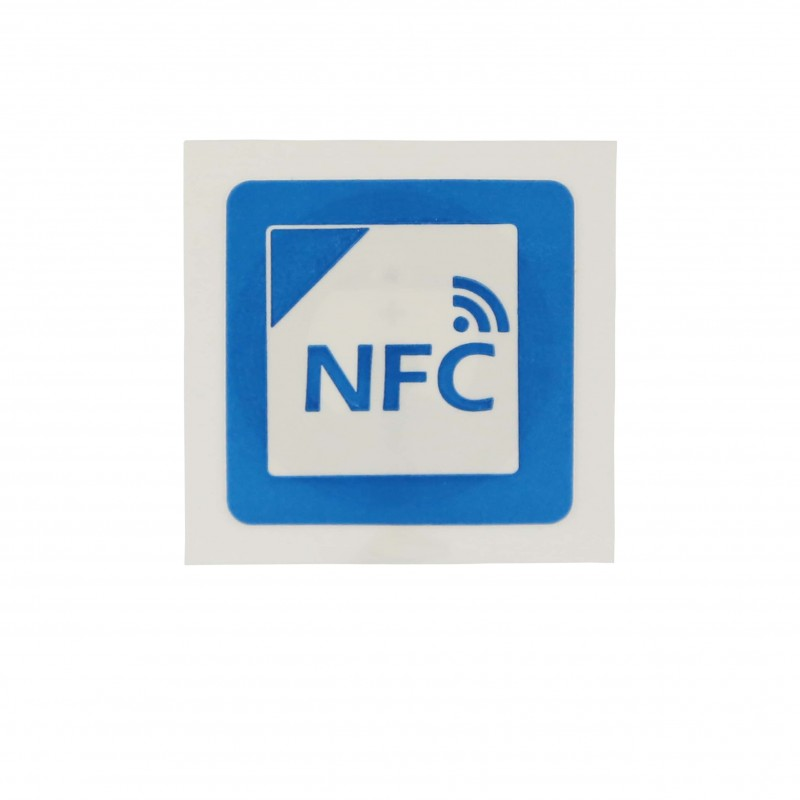 888 BYTE NFC STICKER NTAG216 PROGRAMMABLE NFC TAG From Xinyetong
