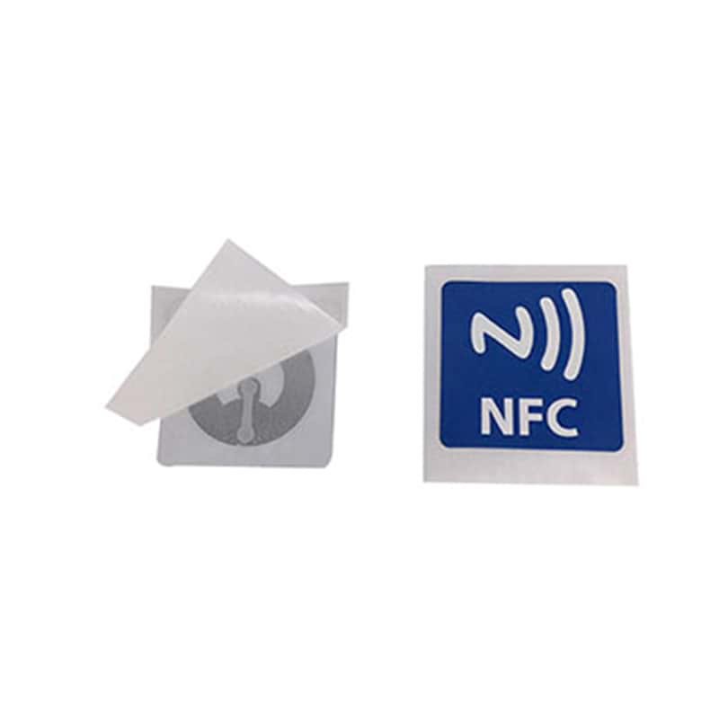 PROGRAMMABLE NFC TAG PRICE NTAG213 LONG RANGE WATERPROOF SMART TAG From Xinyetong