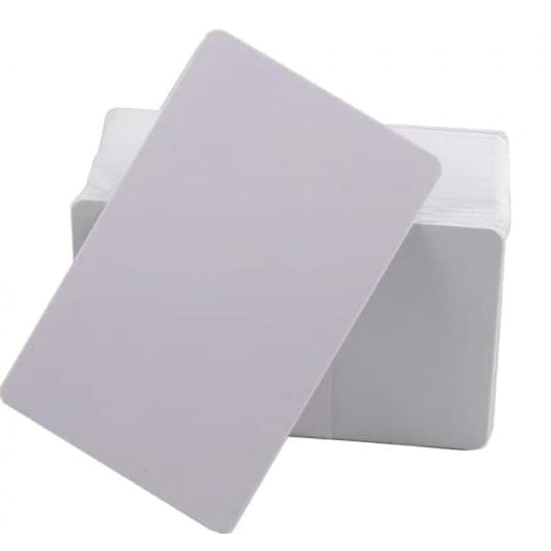 BLANK PVC CARD 13.56MHZ UID CHANGEABLE | Xinyetong