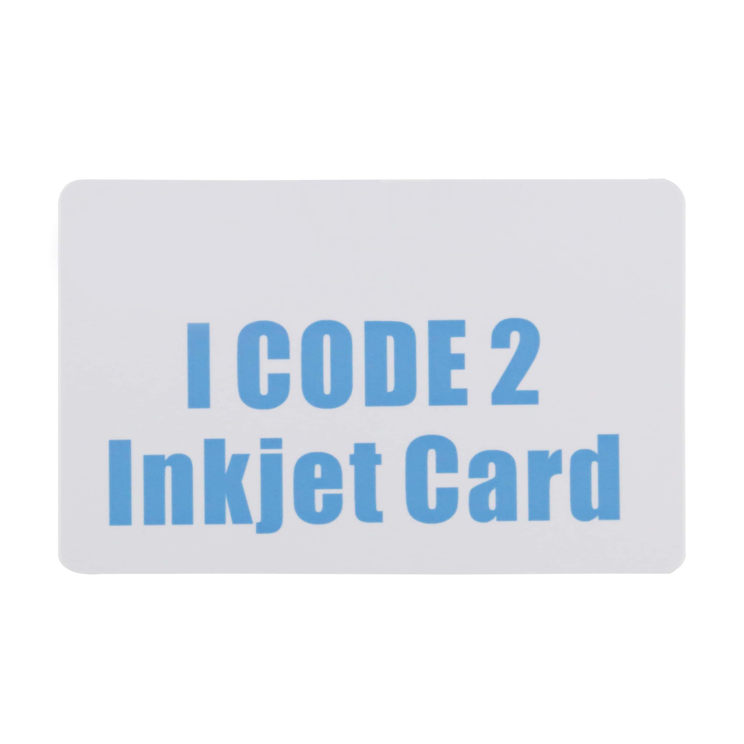 ICODE 2 INKJET CARD From Xinyetong