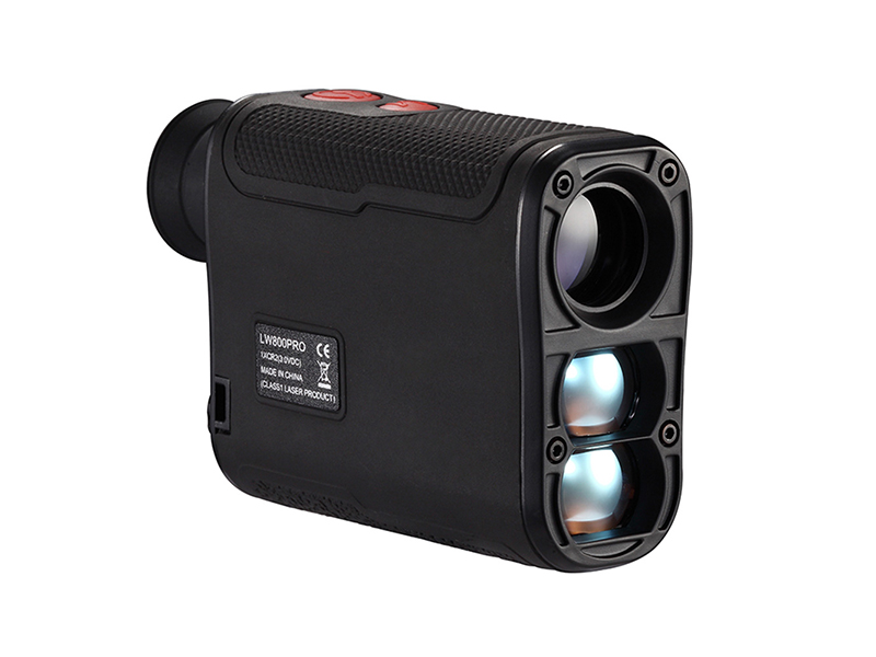 Red Display Rangefinder digital laser rangefinder