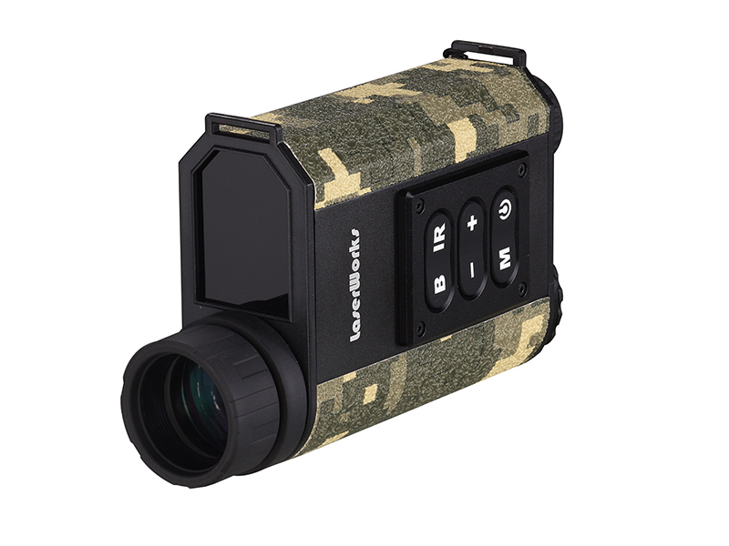 night vision with rangefinder