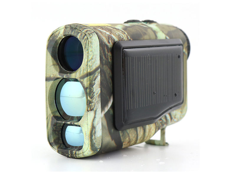hunting rangefinder 1000 yards with solar power