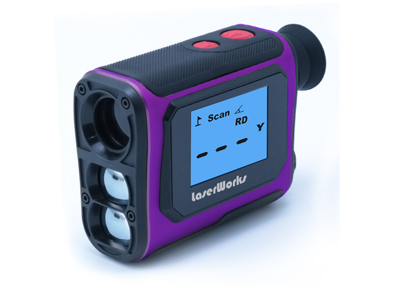 golf distance measuring devices