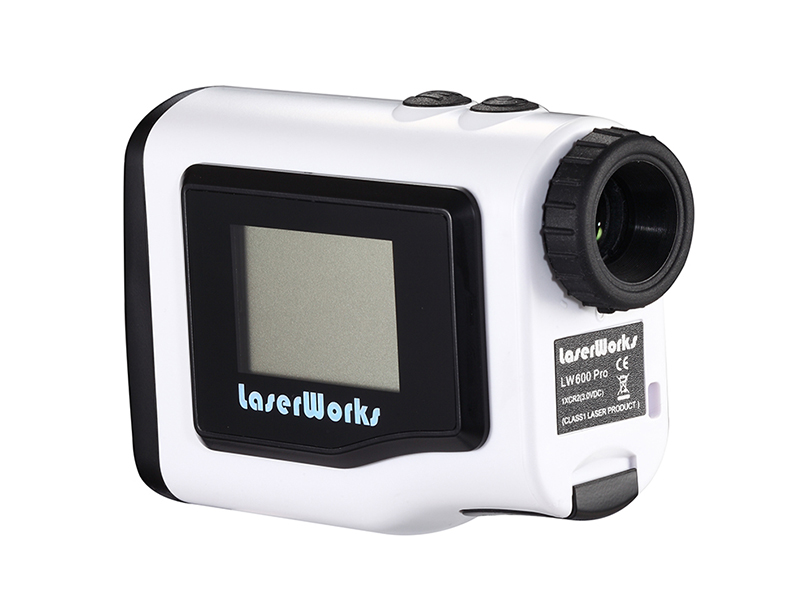 golf and rangefinders