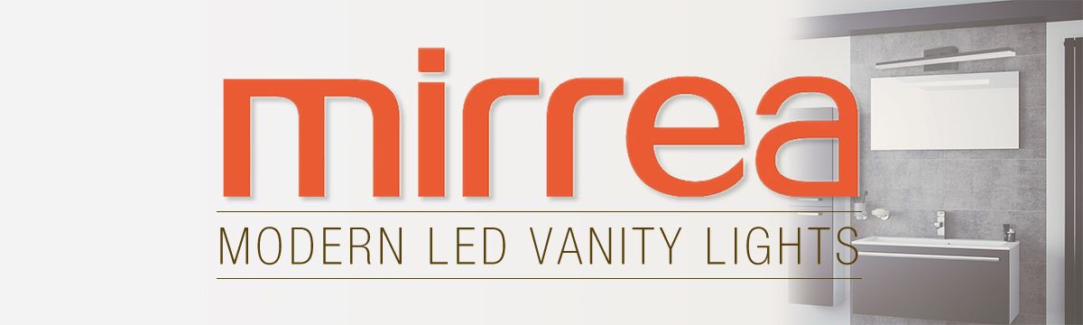 Why people choose mirrea LED vanity lights?