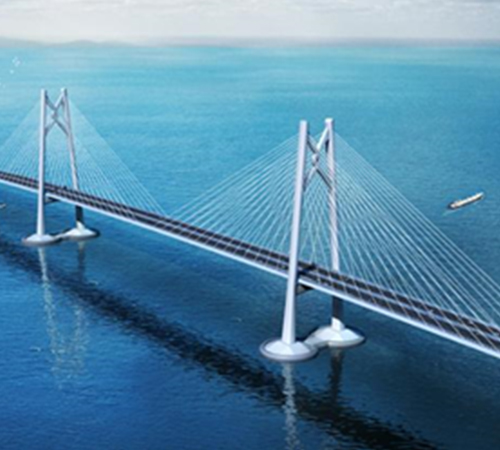 Hong Kong - Zhuhai - Macao Bridge