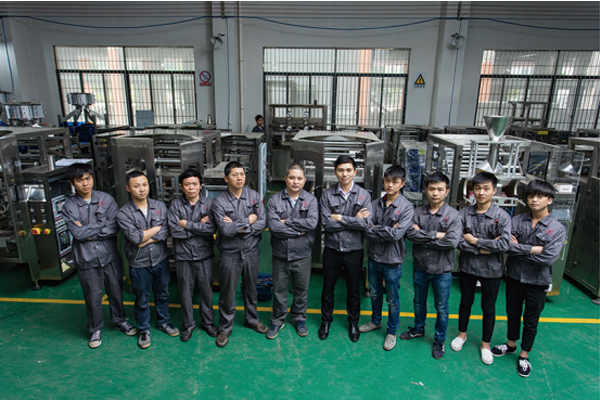 Factory introduction-HOSNG Packing Machinery Co