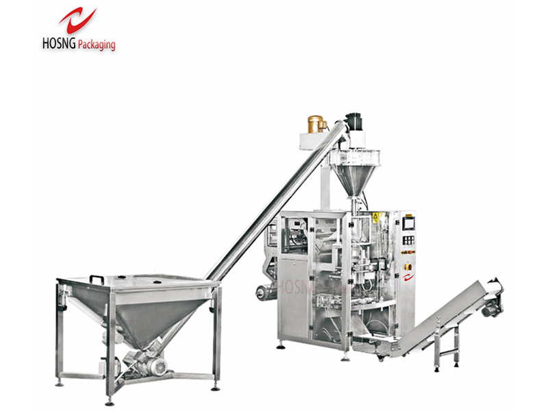 Powder Packaging machine