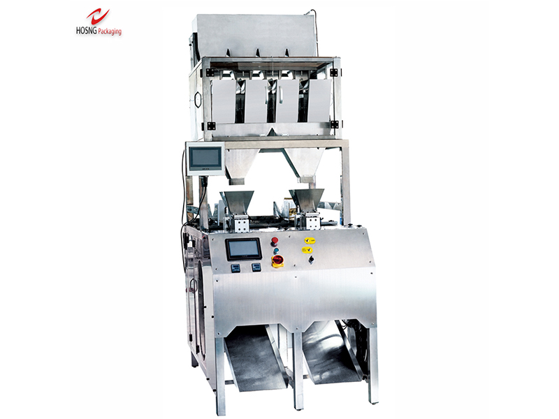 HS-180 Pre-made Packaging Machine-Double Head