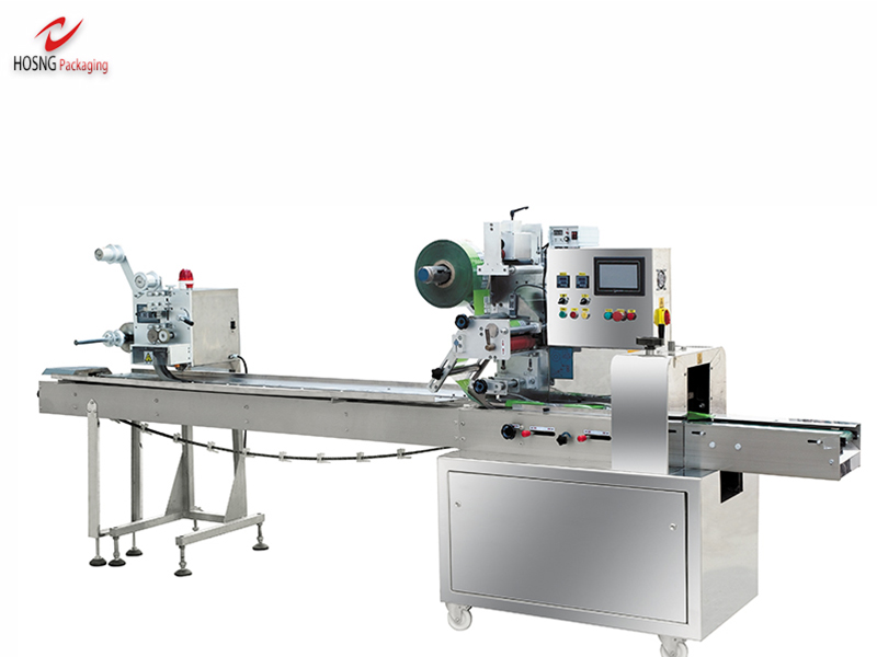 Safety precautions when using pillow packing machine