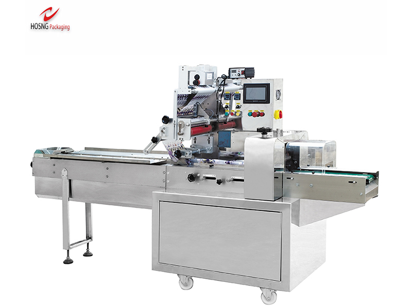 HS350 Sugar Pillow Type Packaging Machine