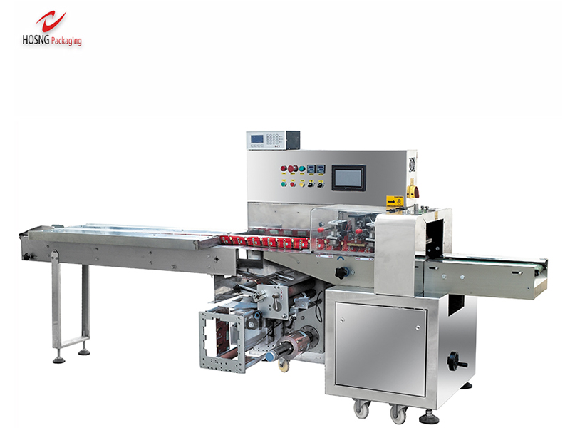 HS350X Grain Pillow Type Packaging Machine