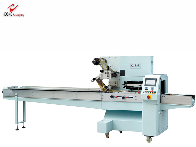 HS450H Horizontal Pillow Packing Machine