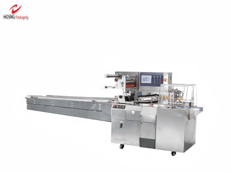 HS600W Pet Food Pillow Type Packaging Machine