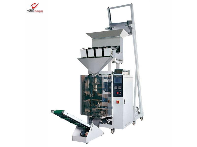 Puffy Food Granule Packaging Machine
