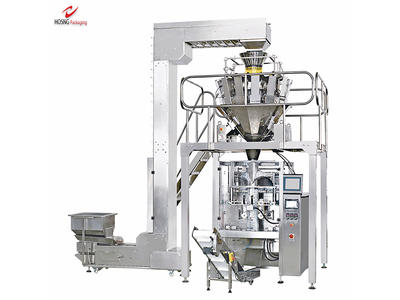10-14 French Fries Granule Packaging Machine
