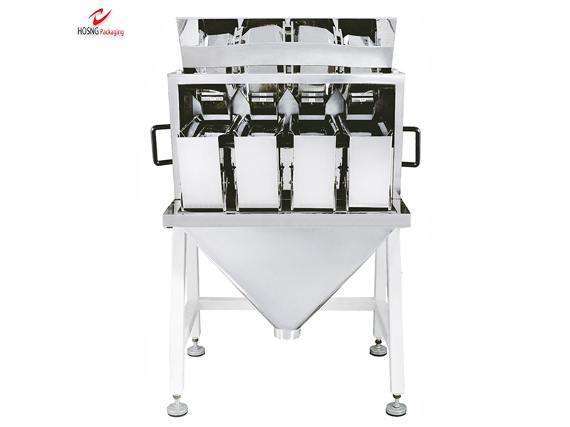 4 Multi-heads weight machine