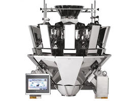 2.5L 10Multi Weigher Auto Packaging Machine