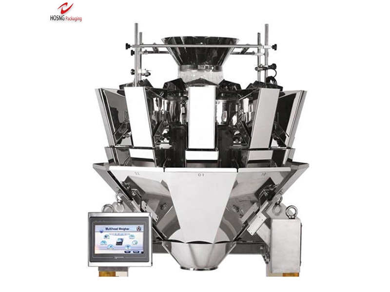 2.5L 10 Multi-heads Weigher Industrial Packing Machine