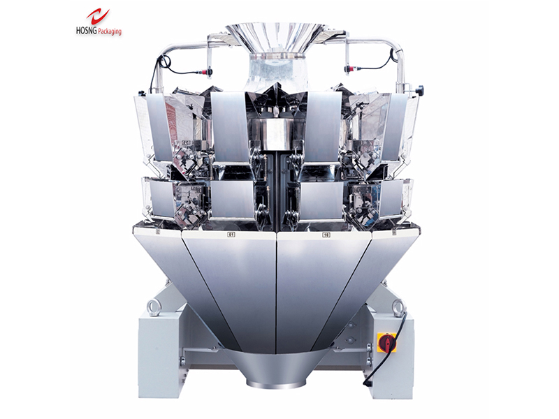 5L 10 Multi-heads Weigher Vertical Pouch Packing Machine