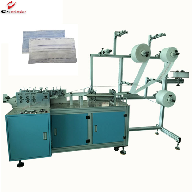 Face Mask blank Making Machine