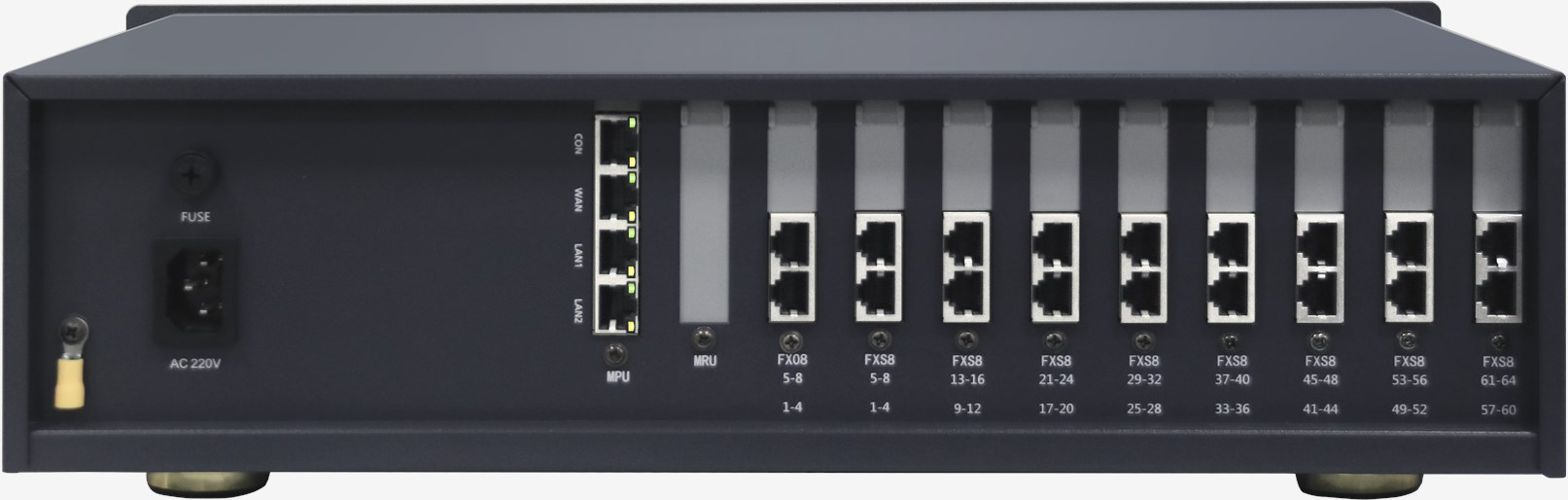 IP Telephone System IAD 100-64S