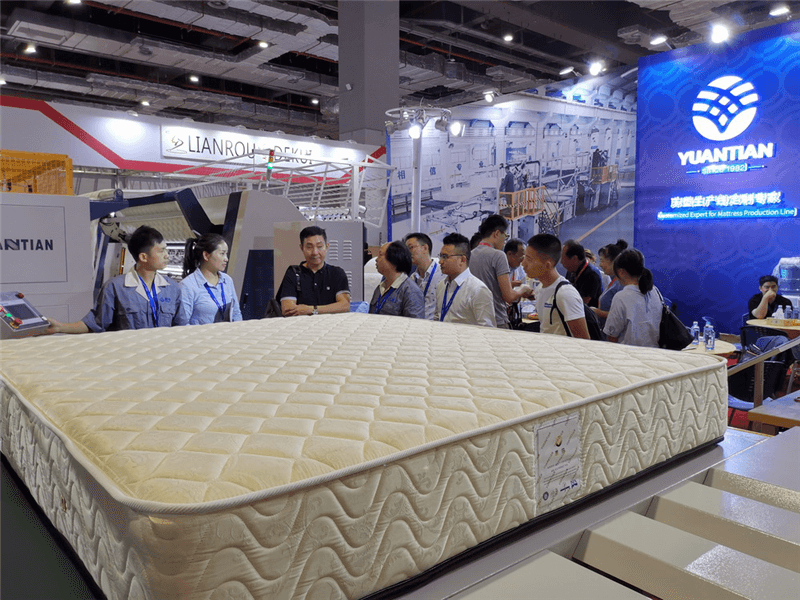The 44th China International Furniture Fair in Shanghai