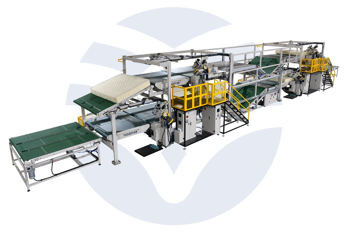 Double-layer Edge Banding Machine Production Line (YT-WB-06)