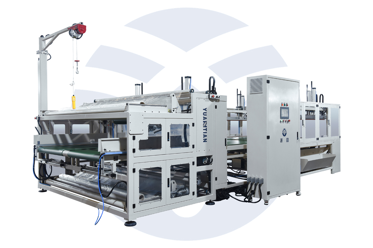 The Yutantian Mattress Packaging Machine YT-BZ-3A is Coming!