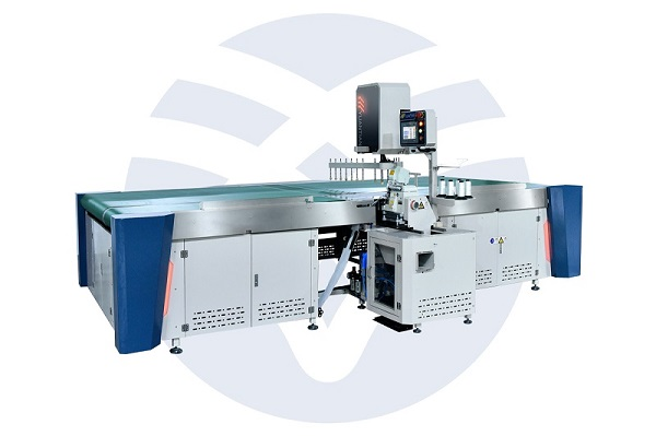 New Appearance Update of Yuantian Automatic Selvedge Machine in the New Year YT-SB-9