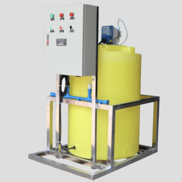 JYA Automatic Chemical Dosing System